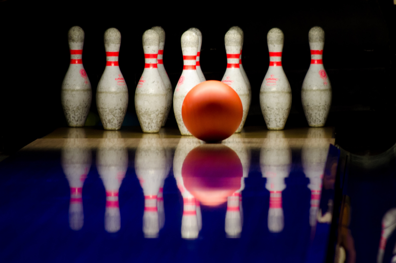 Gevaarlijke bowlingmachine